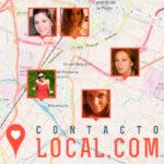 Registro Contacto-Local